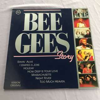 Bee Gees - The Bee Gees Story LP