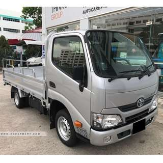 New Facelift Toyota Dyna