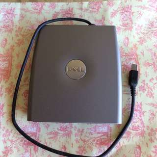 Dell external DVD writer PD01s