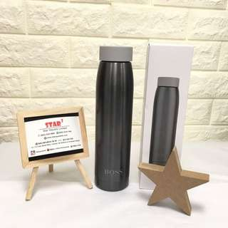 Hugo Boss vacuum flask 全新
