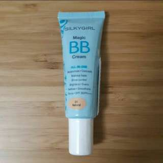 BN Silkygirl Magic BB Cream