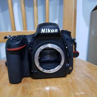 Nikon D750 body only Mint condition full set