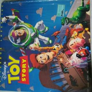 Toy Story x 1 LD Discs
