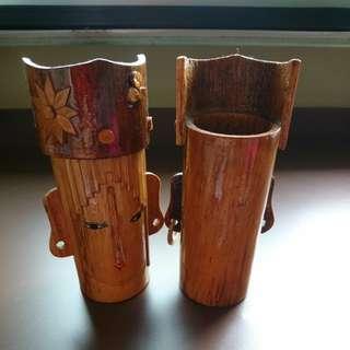 Set of Decorative Pen holders