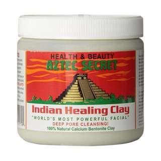 Aztec Secret - Indian Healing Clay - 1 lb. (100% Authentic)