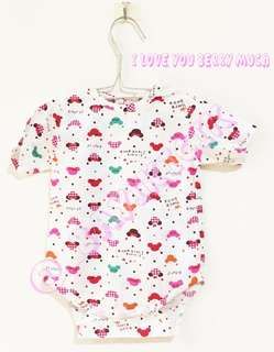 Jual Baju Bayi Bayikicik Jumper Bayi i love you berry much
