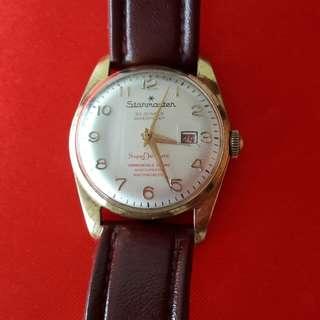 Swiss Starmaster 30 Jewels Wrist Watch