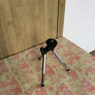 Mini Tripod with extendable stands
