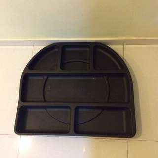 Getz 1.1M hatchback boot tray