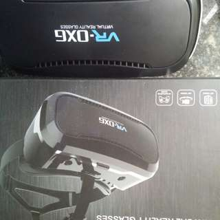 VR-OXG Virtual Reality Glasses  虛擬眼鏡