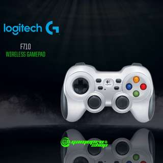 Logitech F710 (940-000119) Wireless Gamepad