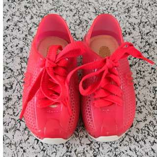 💞Preloved! Mini Melissa Love System Pink - S6