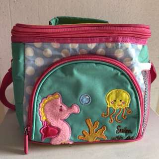Char and coll mermaid lunchbag