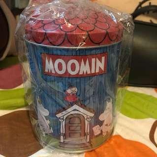 Moomin屋糖果罐
