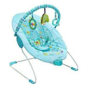 Mastela Soothing Vibration Bouncer with Melodies 2016