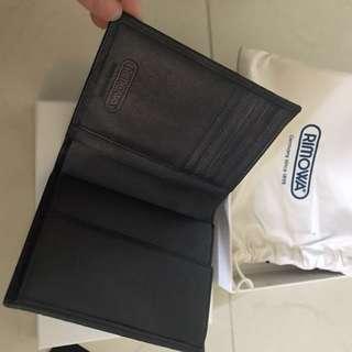 Rimowa wallet 銀包