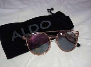 Aldo Rosegold sunnies