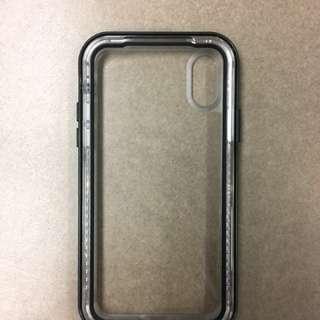 iPhone X LifeProof NEXT case. Brand New