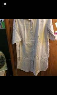 Beatrice stripe dress