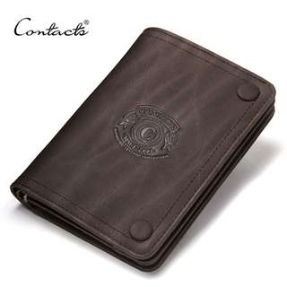 Genuine Leather Wallet for Men (PN013)