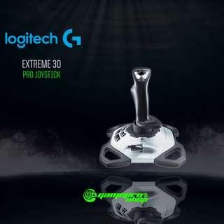 Logitech Extreme (942-000008) 3D PRO Joystick – Twist handle