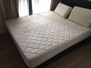 Queen Size Kingsbed Relaxation (mattress only)