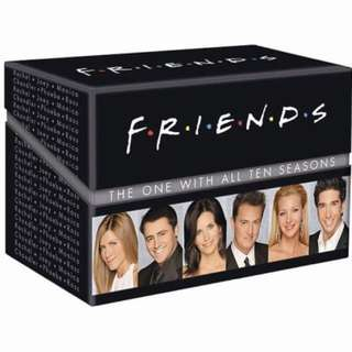Friends Box Set (All 10 Seasons)