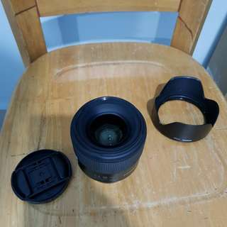 Tamron SP 35mm F1.8 Mint (Nikon)