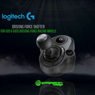 Logitech Force Shifter (941-000132) for G29/G920