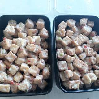 Spicy Sisig Tofu