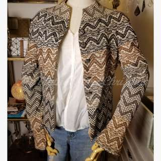 (20% Off) Chanel Wool Tweed Jacket