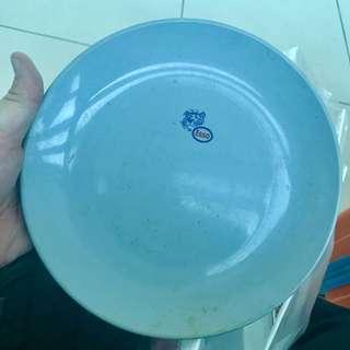 Vintage Esso Plate