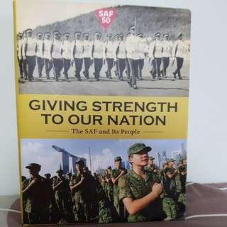 SAF 50 Memorial Book