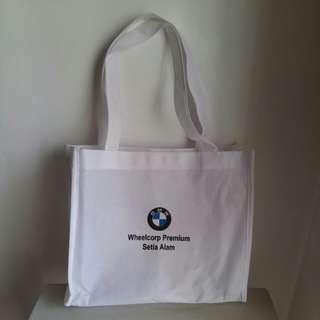 BMW tote bag