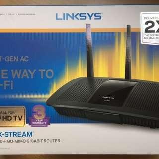 Brand new Linksys AC1900+ MU-MIMO Gigabit Router