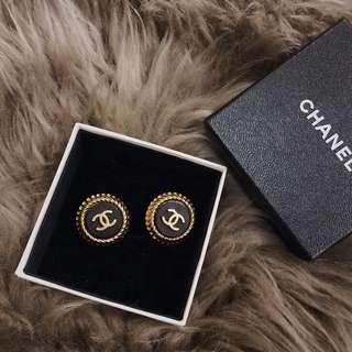 Chanel Vintage 耳夾
