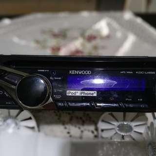 Kenwood car stereo KDC-U456