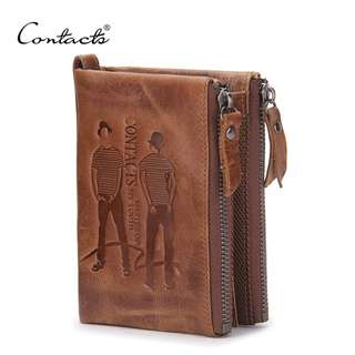 Genuine Leather Wallet for Men (PN016)