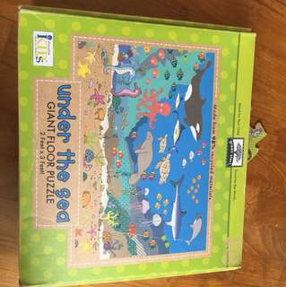 Puzzle for toddlers
