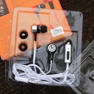 HEADSET HANDFREE EARPHONE BEATS MD-A85