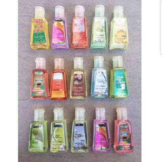 Buy 1 take 1 for only 50.00 Bath & Body workd
