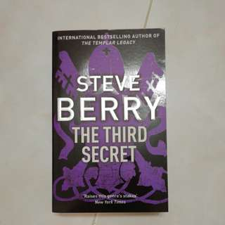 The Third Secret, by Steve Berry