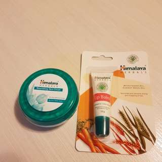 Himalaya Nourishing Set