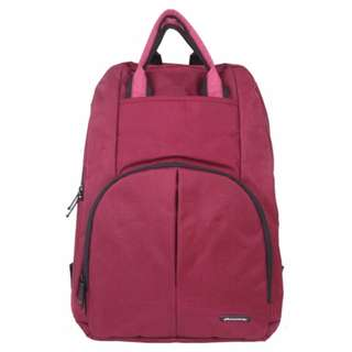 Autumnz Perfect Diaper Backpack (Red)