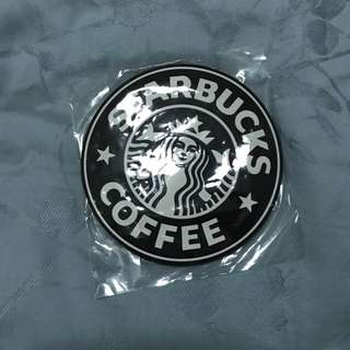 Starbucks coaster