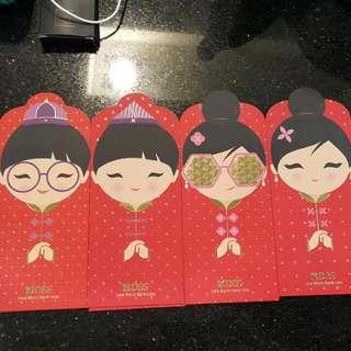 DBS Ang Pow Packets