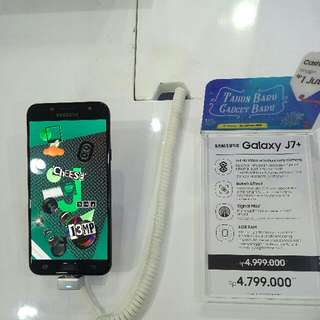 Kredit Samsung J7+ Cicilan Tanpa Kartu kredit