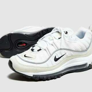 "Nike Air Max 98 women's/98 ""fossil"" women's"