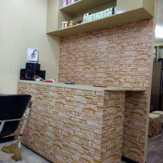 BRICKS ADHESIVE WALLPAPER