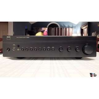 NAD C326BEE Integrated Amplifier